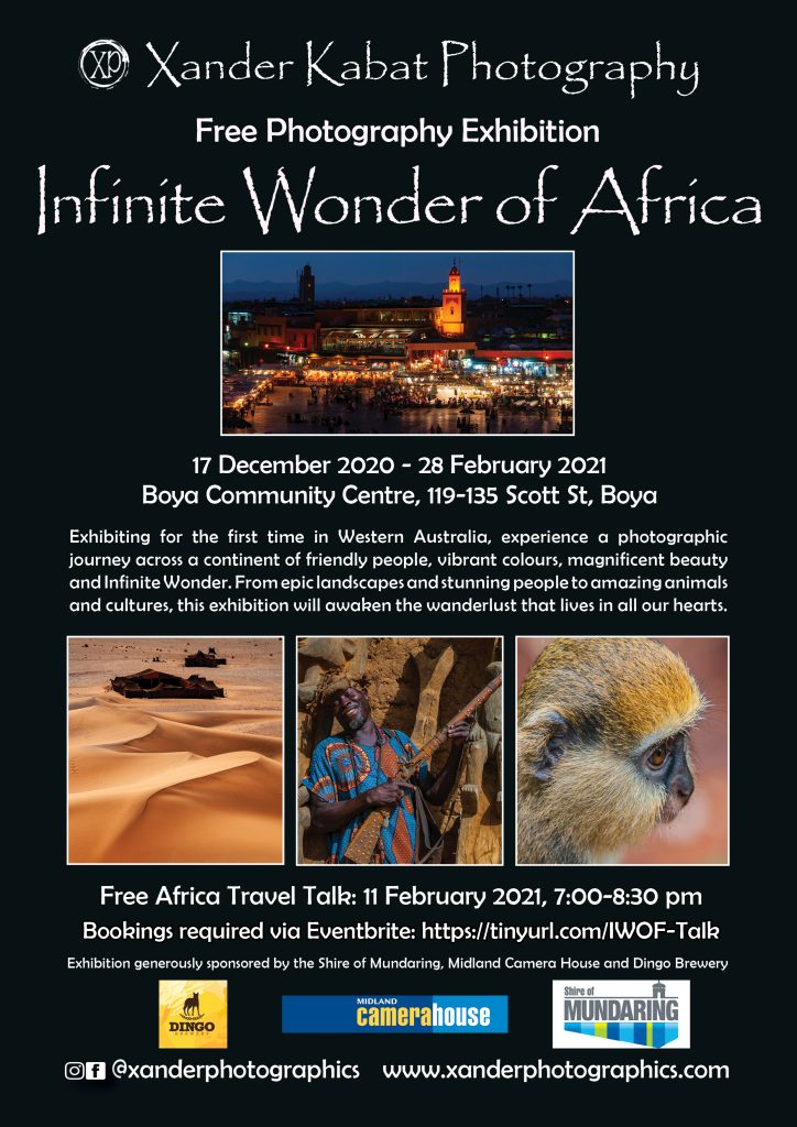 Infinite Wonder of Africa